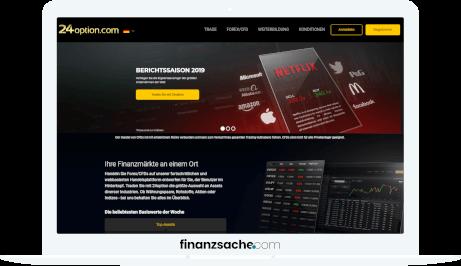 24option Website